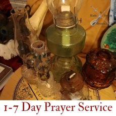 Prayer Services